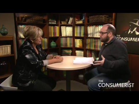 Suze Orman talks tough at Consumer Reports