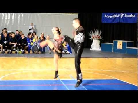 Helena Gutnik & Miha Japelj - Slowenien-Cup