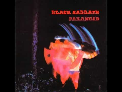 Black Sabbath Paranoid Backing Track (w/vocals)