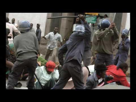 Zimbabwe Police Brutality - Interview with MDC spokesperson Obert Gutu - Latest News
