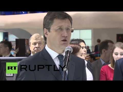 Russia: Novak talks up Russian-German energy collaboration