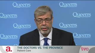 The Doctors vs. The Province