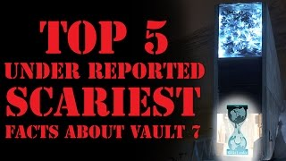 THE TOP 5 Under Reported Scariest Facts About The Vault 7 WikiLeaks Release