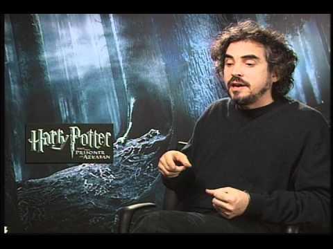 Harry Potter 3 - Alfonso Cuarón Spanish promo /Entrevista