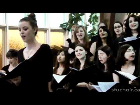 SFU Choir - Log Drivers Waltz