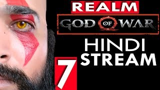 COSPLAY GOD OF WAR HINDI STREAM 7