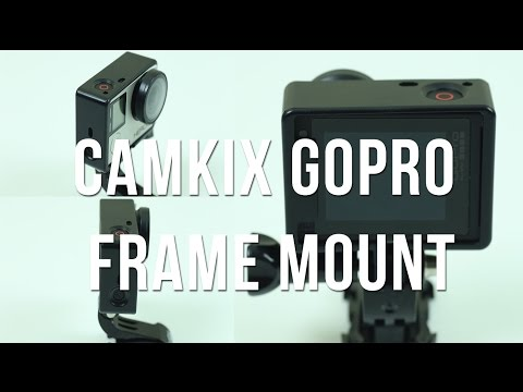 Camkix GoPro Frame Mount Review!