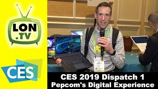 CES 2019 Dispatch 1 : Lots of Cool Gadgets at Pepcom's Digital Experience
