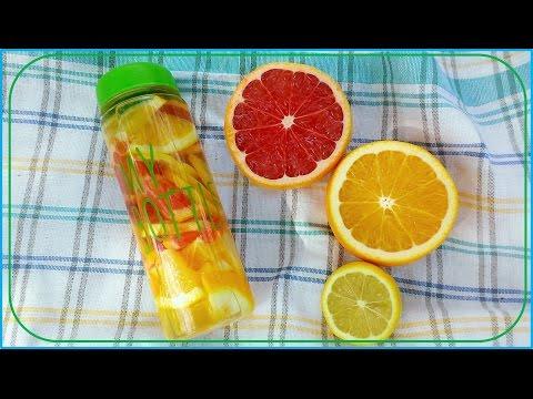 ❤ Как сделать полезную фруктовую воду?  ❤ Рецепты  для MY BOTTLE  ❤ DETOX WATER