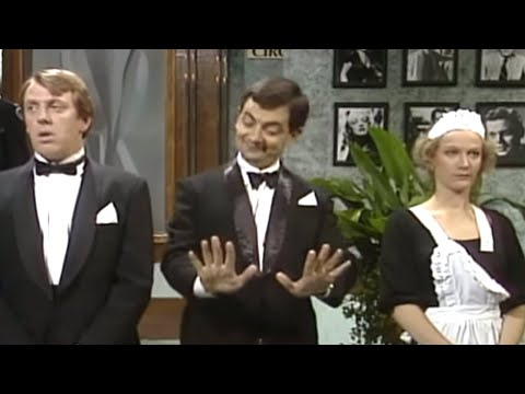 Mr. Bean - Meeting the Queen: Headbutting the Queen | Queen's Jubilee 2012