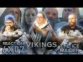 Vikings - 6x7 The Ice Maiden - Group Reaction
