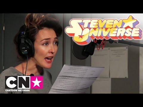 Вселенная Стивена | Алена Созинова – голос Стивена | Cartoon Network