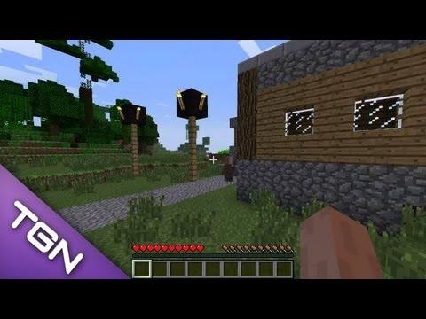 Updated Minecraft 1.8.1 - Huge NPC Village Seed + Blacksmith