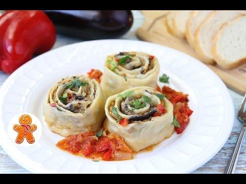 Ленивые Пельмени с Мясом и Овощами ✧ Мясные Розы