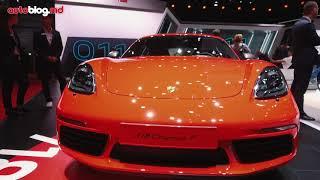 GENEVA 2019: Noile Porsche 718 Cayman/Boxster T şi Macan S - sportive pentru orice gust