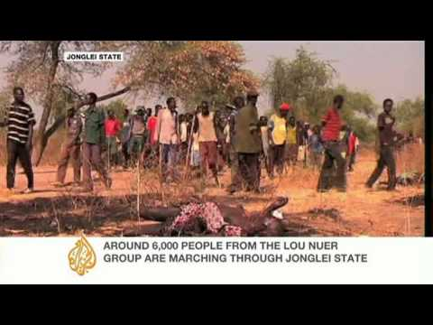 UN sends troops to South Sudan town