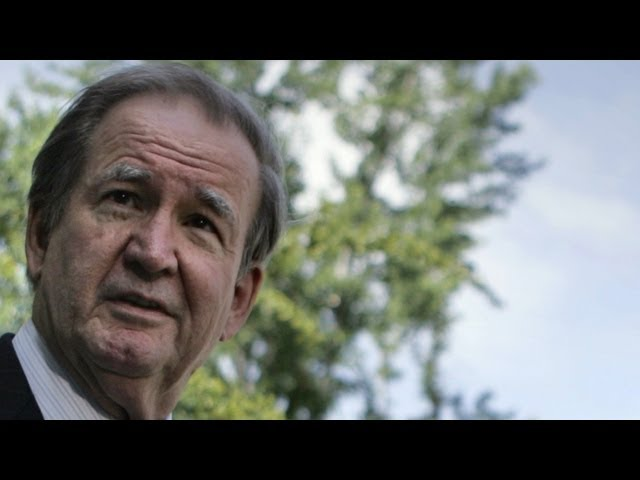 Pat Buchanan: Obama's 'Illegal War' in Syria Grounds for Impeachment