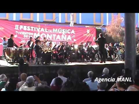 Concierto Sinfónico en Texcoco Parte 2
