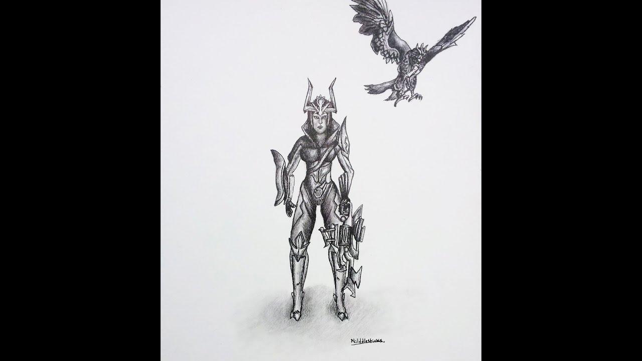 Quinn Lol Drawing Drawing Quinn Valor League