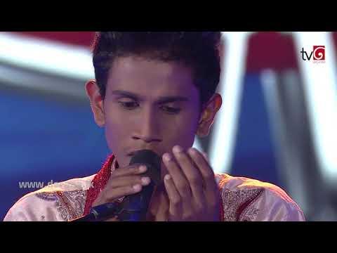 Dream Star Season 07 | Final 20 ( 02nd Group ) Ravidu Lakshan ( 02-09-2017 )