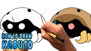 How to Draw Kabuto from Pokemon Go - Very Rare (NARRATED)