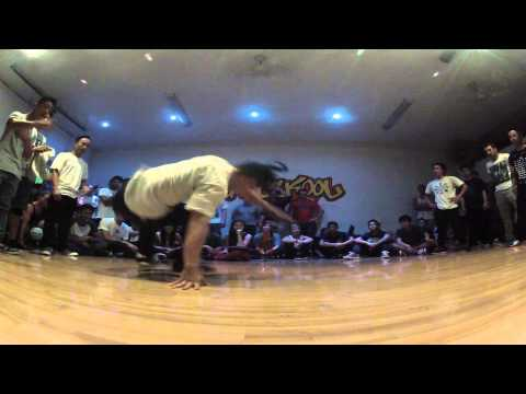 Round3 - ZEALOUS vs SKB - Sydney Bboy League 2