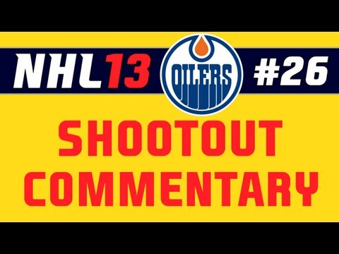 NHL 13: Shootout Commentary ep. 26