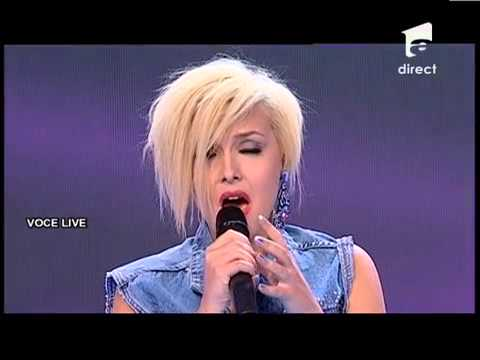 Duel: Mădălina Lefter - Christina Aguilera - bound To You - X Factor Romania, Sezonul Trei video