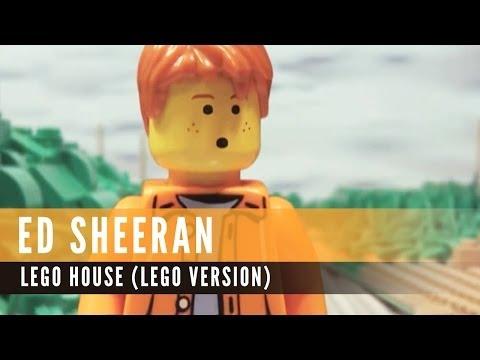 Ed Sheeran - Lego House (Lego Version)