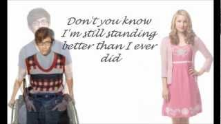 Watch Glee Cast Im Still Standing video