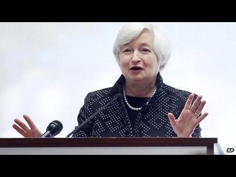 US Fed ends QE stimulus programme