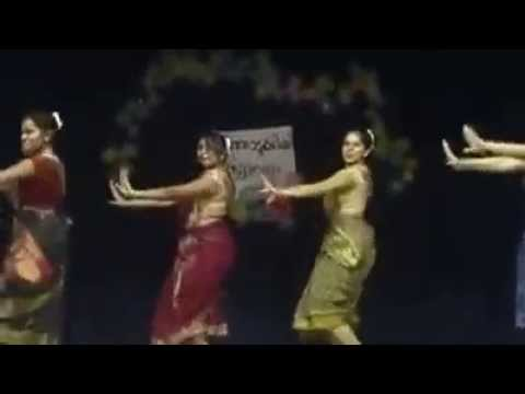 Tamil Dance ( Aa Ante Amalapuram And Siriche Siriche) Stc Girls video