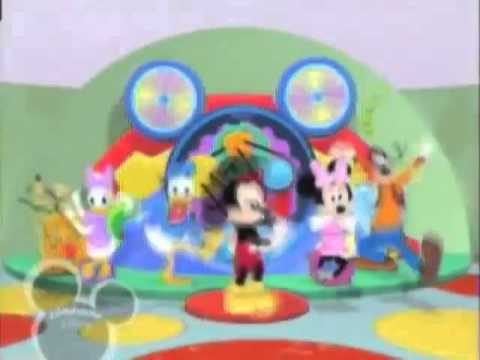 Mouse Clubhouse Hot Dog Song