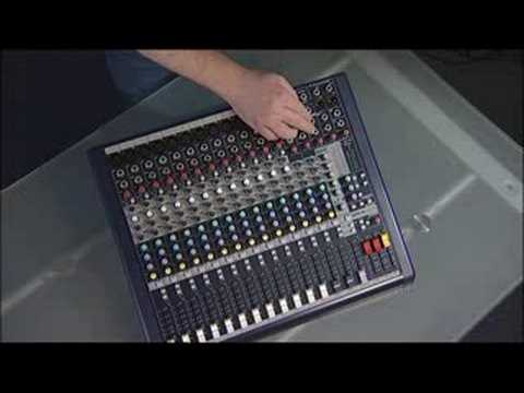 Soundcraft MFX Multi-Purpose Mixer