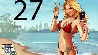 Grand Theft Auto V GTA 5 Walkthrough Part 27 Let's Play No Commentary 1080p Gameplay