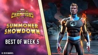 Marvel Contest of Champions: Summoner Showdown | Best of Week 5!