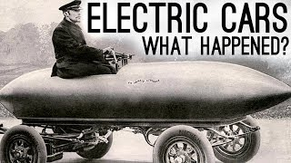 Did You Know That First Cars Electric?
