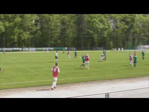 GKS Kobierzyce - MKS Piast Żmigród 08.05.2016r Cały Mecz