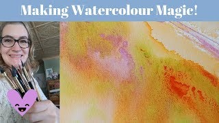 Download Lagu Make Watercolor Magic with just 2 colors! Watercolor Play with Angela Fehr Gratis STAFABAND