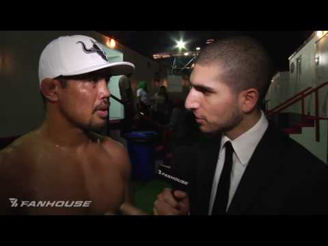 Mark Munoz discusses UFC 112 win over Kendall Grove Video