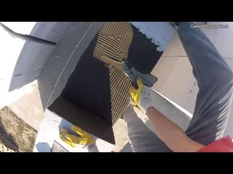 #14 Кладка газобетона Строительство дома из газобетона Поддубные