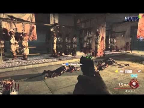 BLACK OPS 2 ZOMBIES | 