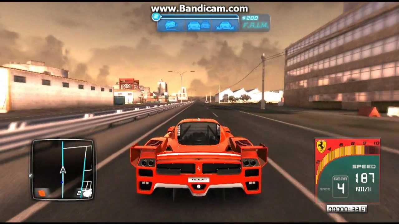 Fxx Evoluzione Top Speed Tdu2 Ferrari Fxx Top Speed