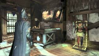 Batman Arkham City - Demon Spawn Easter Egg (Major Spoiler!)