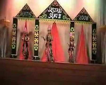 Ayun: Ayun' By SMKI Yogyakarta @ Pentas Lestari Seni II