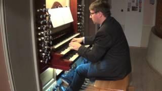 F. MENDELSSOHN: ORGAN SONATA IN F MINOR op. 65. (complete)