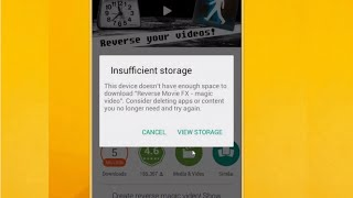 How to Fix Error Insufficient Space on the Device in Android phone (Easy Step)