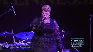 Tamela Mann Performs Now Behold The Lamb Kirk Franklin Performs Take Me To The King