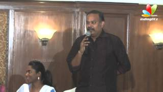 Ego - Venkat Prabhu and karthick Raja Meets the Press | Live Concert | Biriyani