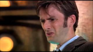 Doctor Who - The Runaway Bride - Donna in the Tardis